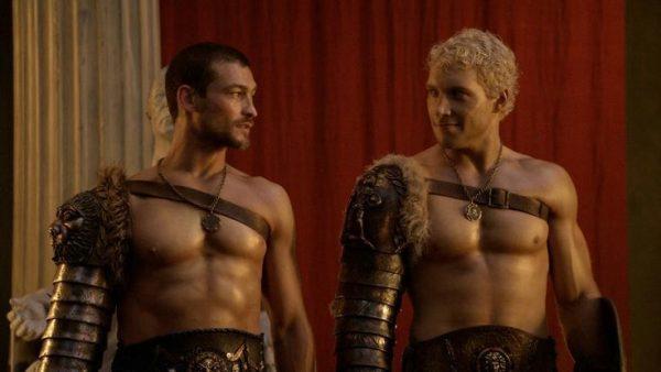 Spartacus & Varro (Spartacus)
