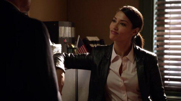Arrow (Dedektif McKenna Hall) (2013) 2