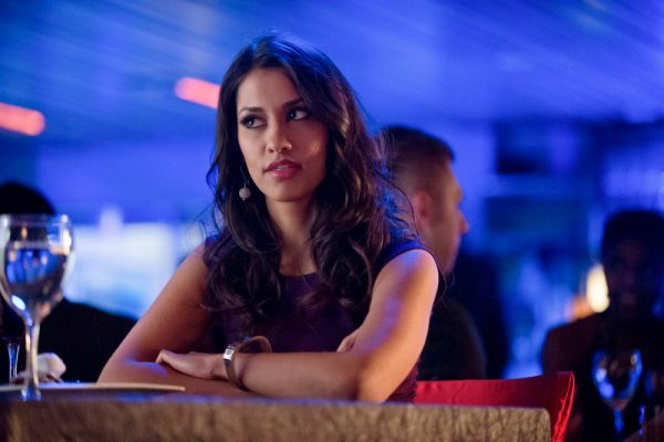 """Arrow -- """"Dodger"""" -- Image AR115a_0222b -- Pictured: Janina Gavankar as McKenna -- Photo: Cate Cameron/The CW -- © 2013 The CW Network. All Rights Reserved"""