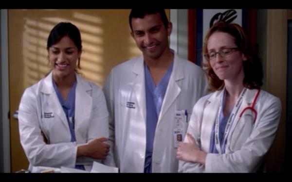 Grey's Anatomy (Lisa) (2008)