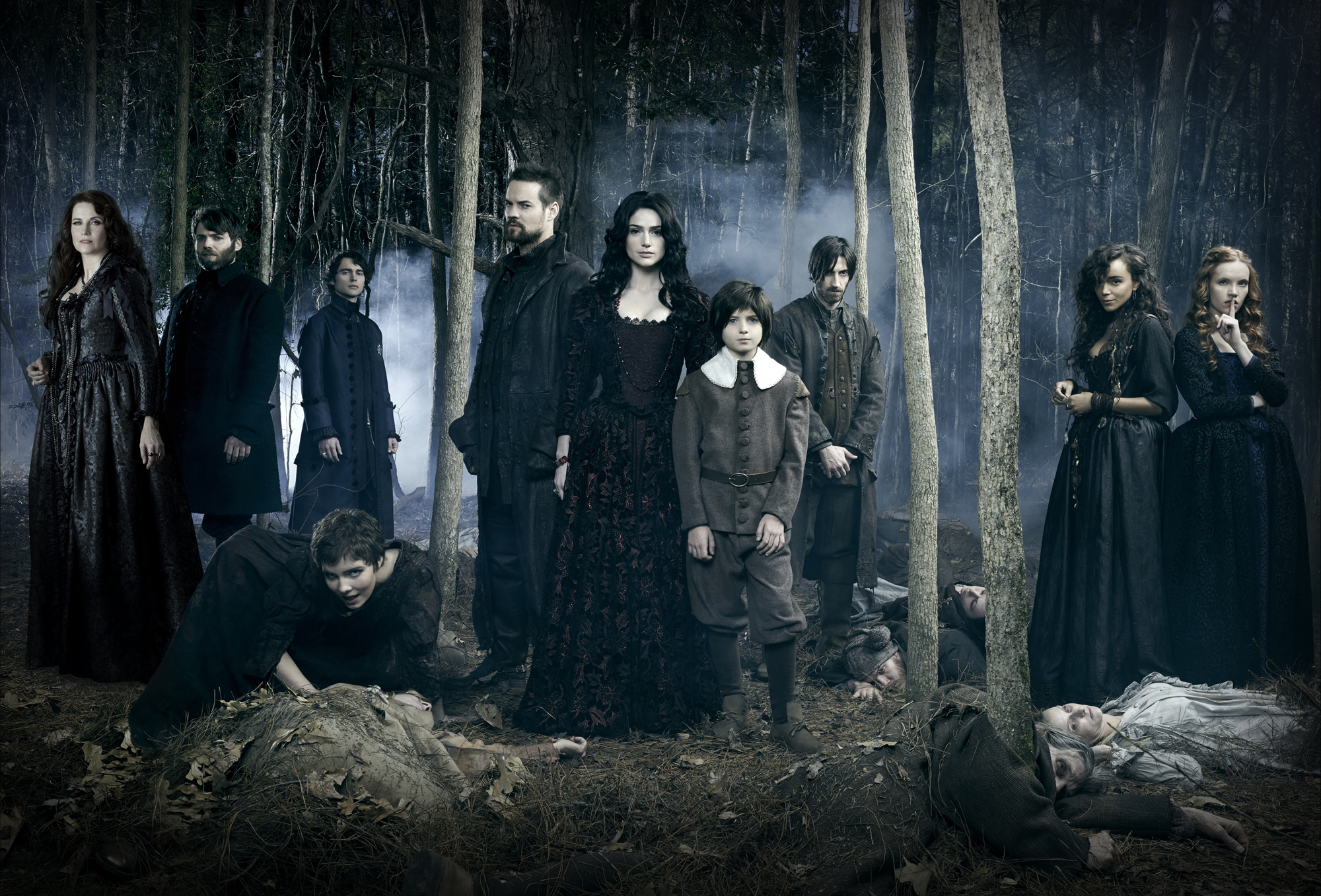Amazon.com: Watch Salem Season 2   Prime Video