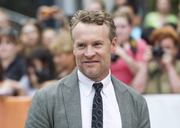 """EDS. NOTE A SEPT.7, 2012 FILE PHOTO Actor Tate Donovan poses on the red carpet at the gala for the movie """"Argo"""" during the 37th annual Toronto International Film Festival in Toronto on Friday, Sept. 7, 2012. When TV star Donovan read the suspenseful script for his new series """"Hostages,"""" he felt the same vibe he got when he worked on the edge-of-your-set legal drama """"Damages."""" THE CANADIAN PRESS/Nathan Denette"""