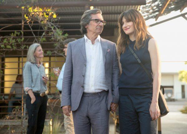 Hikayenin merkezindeki evli çifte Kathryn Hahn ve Griffin Dunne hayat veriyor.