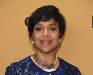"""NEW YORK, NY - OCTOBER 14: Actress Phylicia Rashad attends the """"Belief"""" New York premiere at TheTimesCenter on October 14, 2015 in New York City.  (Photo by Jamie McCarthy/Getty Images)"""