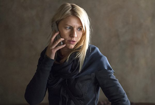 Claire Danes as Carrie Mathison in Homeland (Season 5, Episode 11). - Photo: Stephan Rabold/SHOWTIME - Photo ID: Homeland_511_2278.R