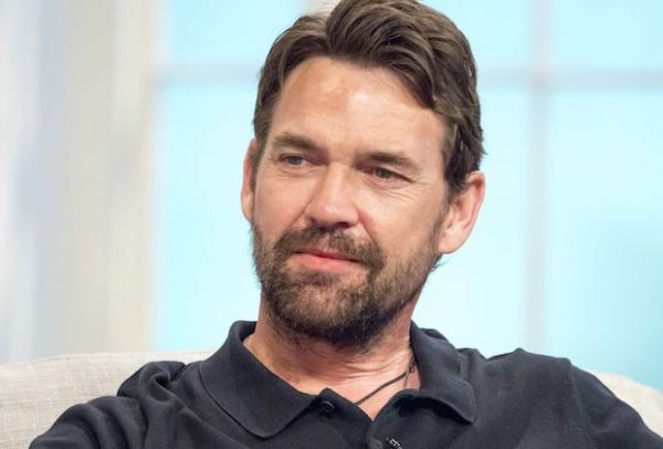 EDITORIAL USE ONLY. NO MERCHANDISING Mandatory Credit: Photo by Ken McKay/ITV/REX/Shutterstock (5287766bh) Dougray Scott 'Lorraine' ITV TV Programme, London, Britain - 21 Oct 2015 DOUGRAY SCOTT Mission Impossible Two Star Dougray Scott joins Lorraine. He'll be telling us all about his new Horror film 'The Vatican Tapes' and much more.