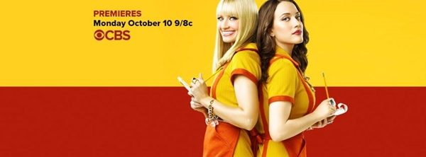 10 Ekim - 2 Broke Girls (6. sezon) CBS
