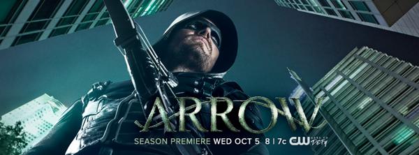 5 Ekim - Arrow (5. sezon) The CW (tanıtım filmi)