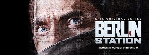 16 Ekim - Berlin Station (1. sezon) EPIX (tanıtım filmi)