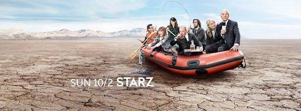 2 Ekim - Blunt Talk (2. sezon) STARZ (tanıtım filmi)
