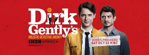 22 Ekim - Dirk Gently's Holistic Detective Agency (1. sezon) BBC America (tanıtım filmi)