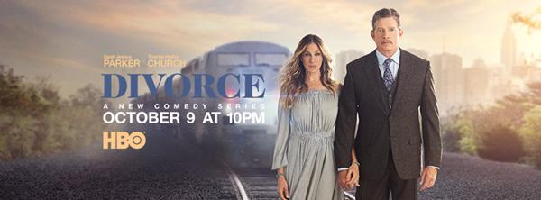 9 Ekim - Divorce (1. sezon) HBO (tanıtım filmi)