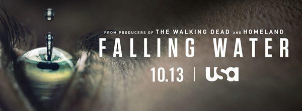 13 Ekim - Falling Water (1. sezon) USA Network (tanıtım filmi)