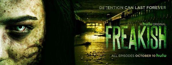 10 Ekim - Freakish (1. sezon) HULU (tanıtım filmi)