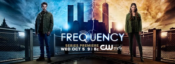 5 Ekim - Frequency (1. sezon) The CW (tanıtım filmi)
