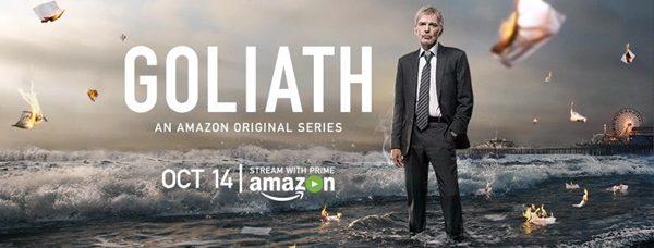 14 Ekim - Goliath (1. sezon) AMAZON (tanıtım filmi)