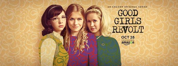 28 Ekim - Good Girls Revolt (1. sezon) AMAZON (tanıtım filmi)
