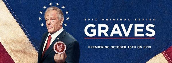 16 Ekim - Graves (1. sezon) EPIX (tanıtım filmi)