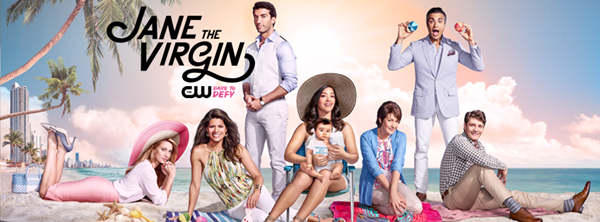 17 Ekim - Jane the Virgin (3. sezon) The CW (tanıtım filmi)