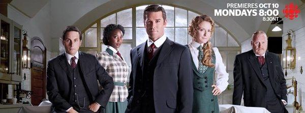 10 Ekim - Murdoch Mysteries (10. sezon) CBC