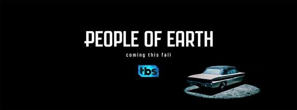 31 Ekim - People of Earth (1. sezon) TBS (tanıtım filmi)