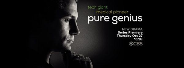 27 Ekim - Pure Genius (1. Sezon) CBS (tanıtım filmi)