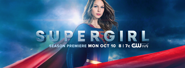 10 Ekim - Supergirl (2. sezon) The CW (tanıtım filmi)