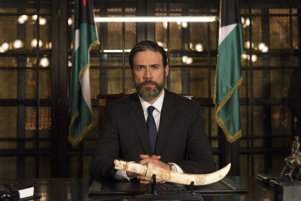 "TYRANT -- ""Spring"" -- Episode 301 (Airs Wednesday, July 7, 10:00 pm e/p) Pictured: Adam Rayner as Barry Al-Fayeed. CR: Kata Vermes/FX"