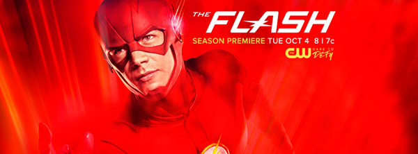 4 Ekim - The Flash (3. sezon) The CW (tanıtım filmi)