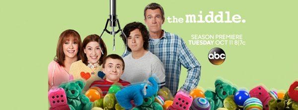 11 Ekim - The Middle (8. sezon) ABC (tanıtım filmi)