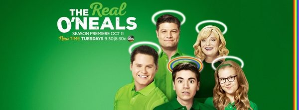 11 Ekim - The Real O'Neals (2. sezon) ABC