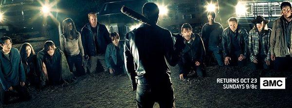 23 Ekim - The Walking Dead (7. sezon) AMC (tanıtım filmi)