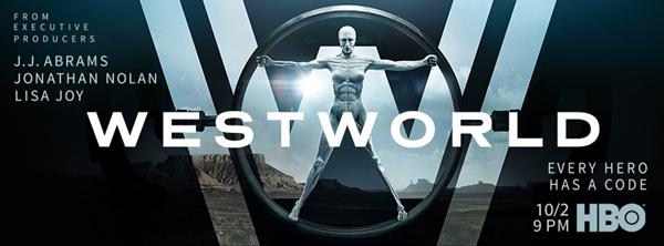2 Ekim - Westworld (1. sezon) HBO (tanıtım filmi)