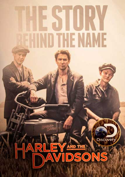 Harley And The Davidsons Vf Part