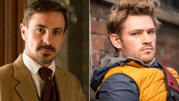 Emun Elliott, Mark Strepan