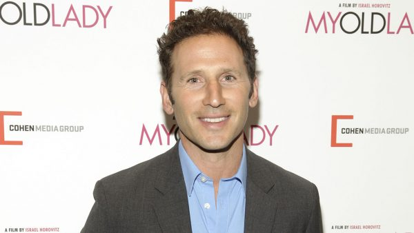 "Mark Feuerstein attends the New York premiere of ""My Old Lady"" on Tuesday, Sept. 9, 2014 in New York. (Photo by Andy Kropa/Invision/AP)"