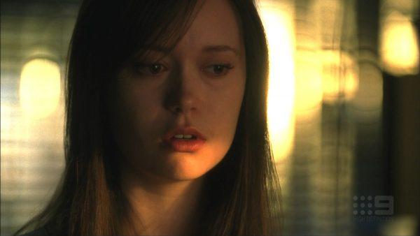 CSI: Crime Scene Investigation (Mandy Cooper) 2004