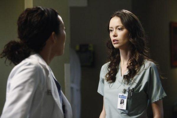 Grey's Anatomy (Emily Kovach) 2012