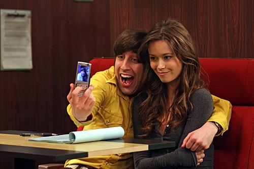 The Big Bang Theory (Summer Glau) 2009