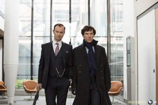 Sherlock (series 4)
