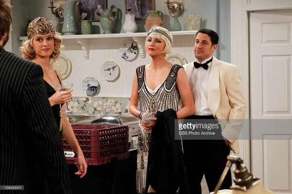 """""""The Kate Gatsby / The Spy Who Loved Me"""" -- Coverage of the CBS series Mad Love, scheduled to air on the CBS Television Network. Photo: Sonja Flemming/CBS. ©2010 CBS BROADCASTING INC. All Rights Reserved."""