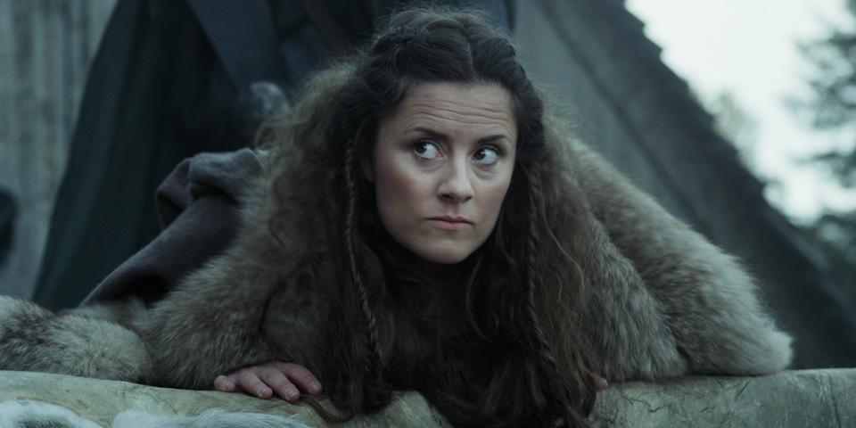 No me sale viking en netflix